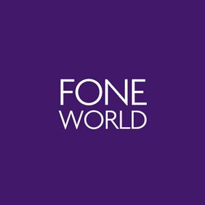 fone world logo