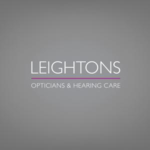 leightons opticians logo