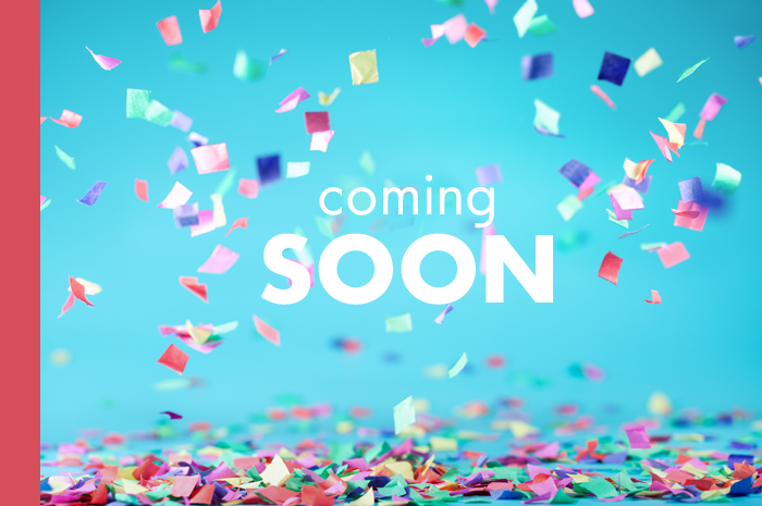 coming soon event banner
